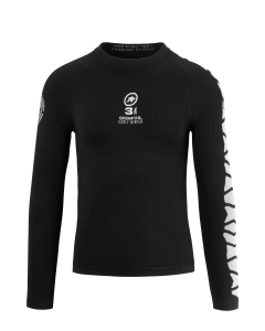 Assos LS.skinfoil Early Winter Evo7 aluspaita
