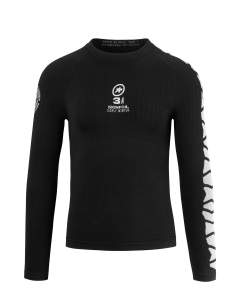 Assos LS skinfoil Early Winter Evo7 aluspaita
