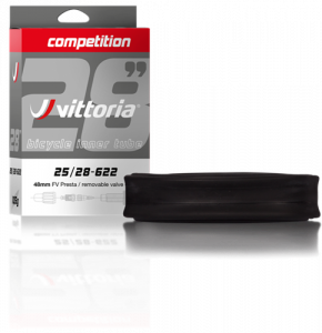 Vittoria Competition Butyl 700 X 30/38C PRESTA 48MM sisärengas