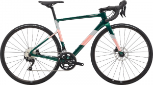 Cannondale SuperSix EVO Carbon Disc Women's 105 maantiepyörä