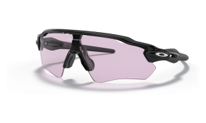 Oakley Radar EV Path Polished Black w/ Prizm Low Light pyöräilylasit