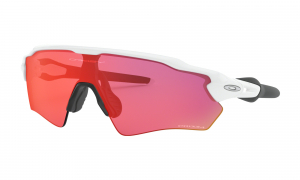 Oakley Radar EV XS Path Polished White/Prizm Field pyöräilylasit