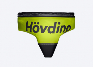 Hövding Cover 2.0 Hi-Vis medium