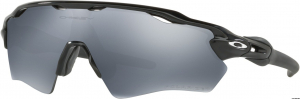 Oakley Radar EV XS Path Polished Black/Prizm Black Iridium pyöräilylasit