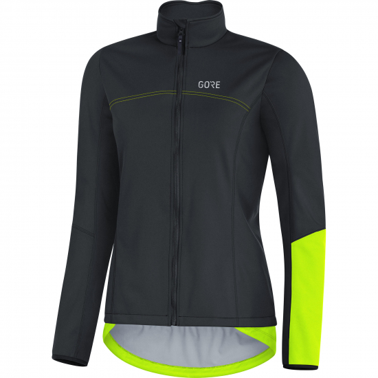 Gore C5 women windstopper thermo jacket